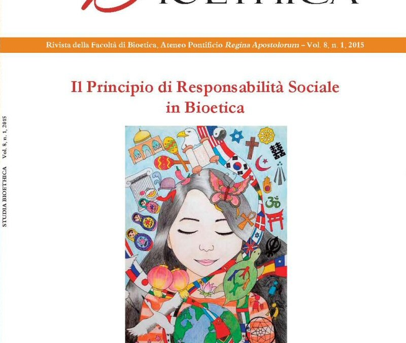 New Issue of Studia Bioethica released