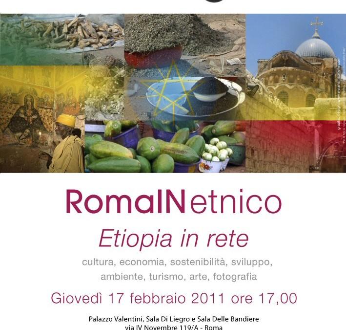 RomaINetnico – Etiopia in rete