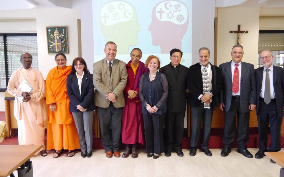 "UNESCO Chair co-organizes ""Spiritual Bridges"" in Rome"