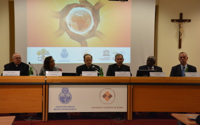 Laudato Si' conference features IFAD president and interdisciplinary panel of experts