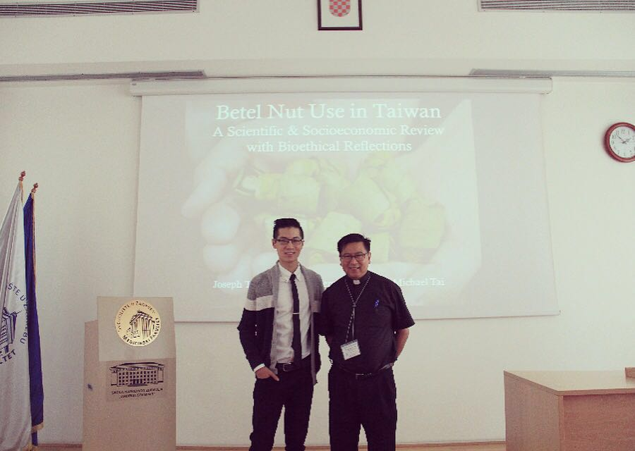 Bioethical reflections on betel nut use in Taiwan | UNESCO Chair in
