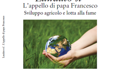 New Book-Laudato si' the appeal of Pope Francis: Agricultural development and the fight against hunger