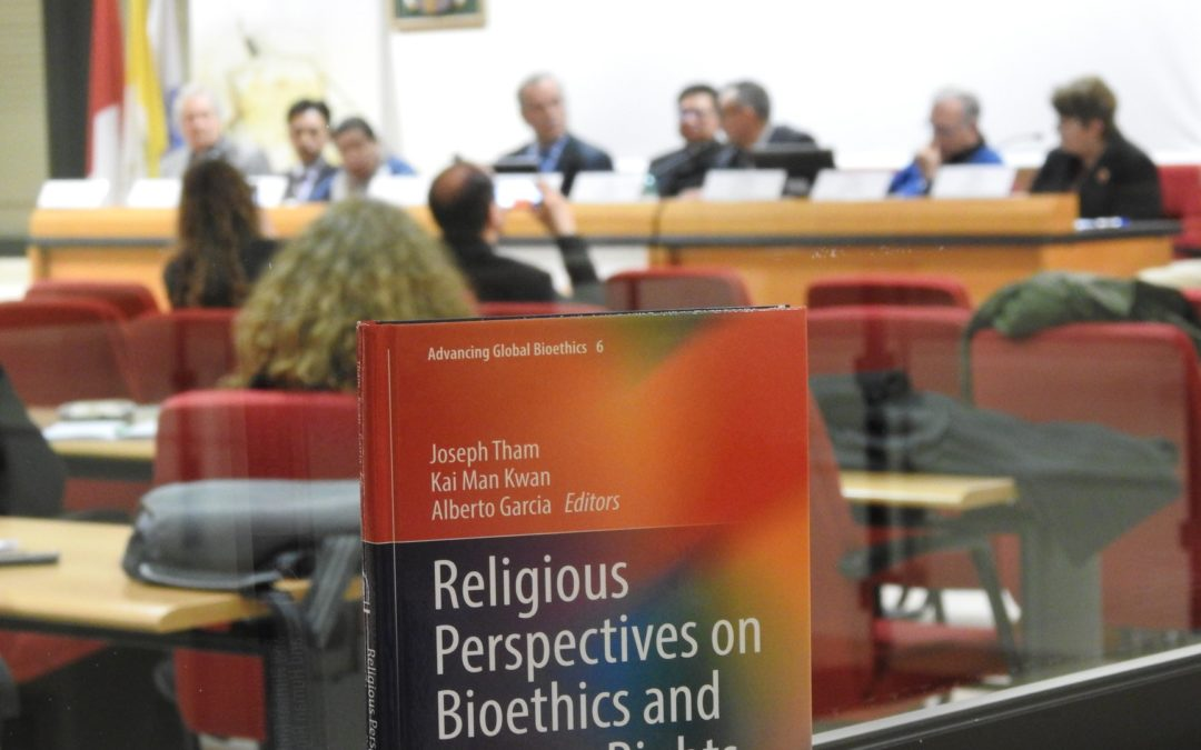 Religious Perspectives on Bioethics and Human Rights book presentation –