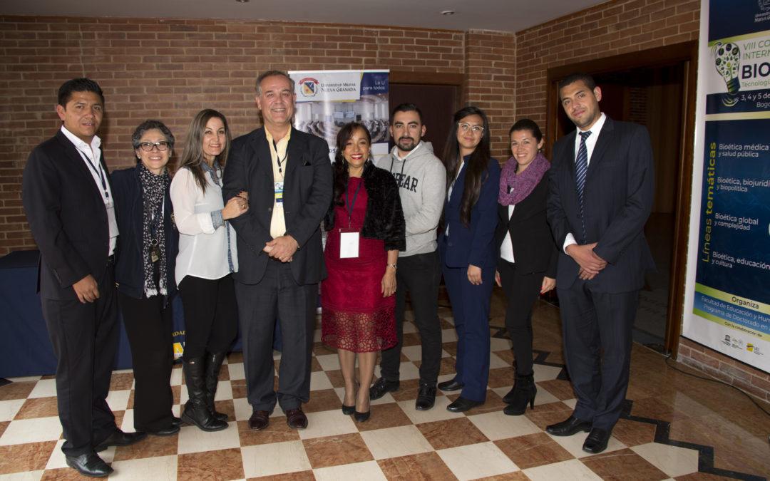 VIII International Bioethics Conference in Bogotá