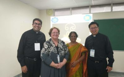 Participation in the 14th World Congress of Bioethics in Bangalore, India