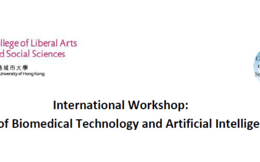 International Workshop: Ethics of Biomedical Technology and Artificial Intelligence