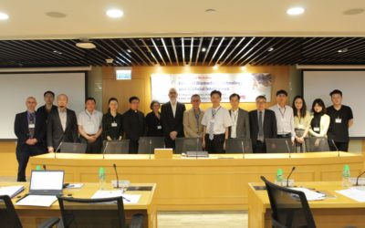 Joseph Tham participated in the International Workshop: Ethics of Biomedical Technology and Artificial Intelligence.