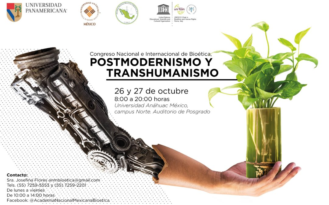 International and National Congress of Bioethics: Postmodernism and Transhumanism