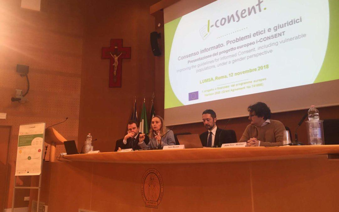Informed Consent Seminars – LUMSA University