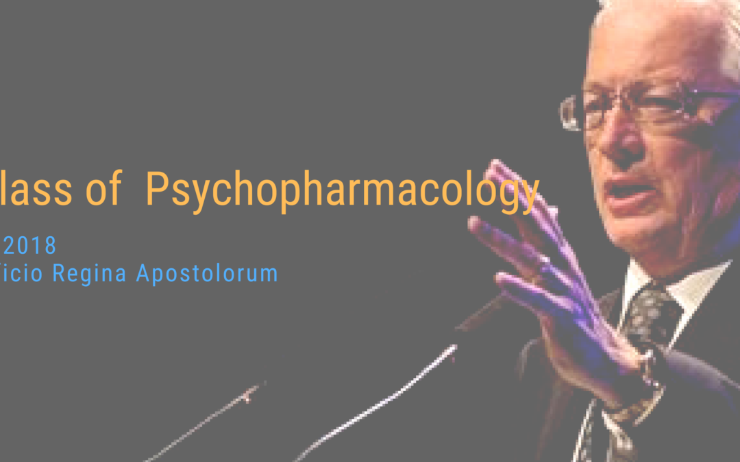 A Week with Stephen M. Stahl – Masterclass of Psychopharmacology