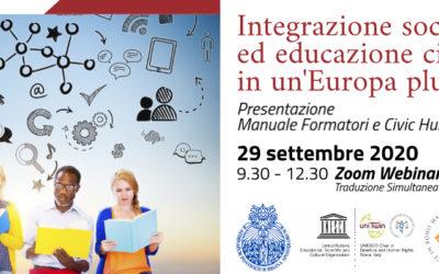 Integrazione sociale ed educazione civica in un'Europa pluralista – CivicAL