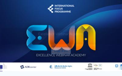 """Prima edizione della """"Excellence Webinar Academy"""" di ELSA Italia"""