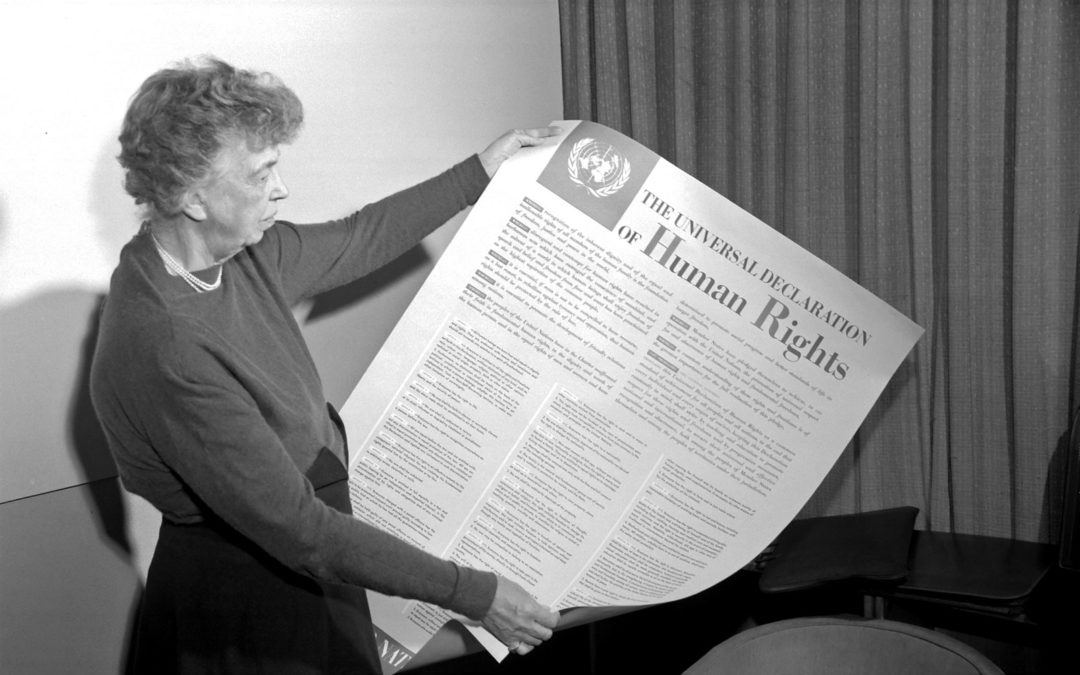 December 10, 1948: The Universal Declaration of Human Rights